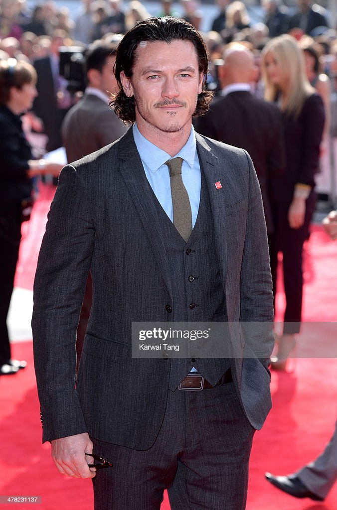 Luke Evans attends the Prince's Trust & Samsung Celebrate Success awards at Odeon Leicester Square on March 12, 2014 in London, England.