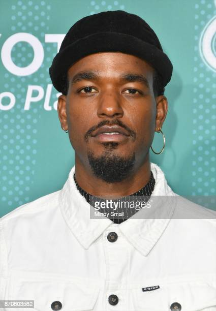 Luke James attends the 2017 Soul Train Music Awards at the Orleans Arena on November 5 2017 in Las Vegas Nevada