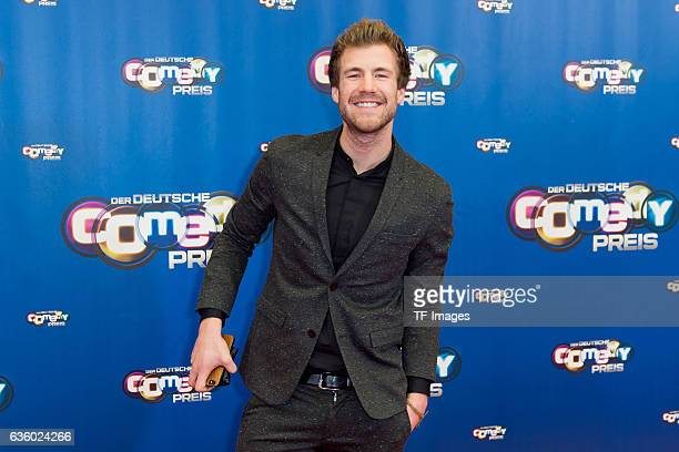 Luke Mockridge attends the 20th Annual German Comedy Awards at Coloneum on October 25 2016 in Cologne Germany