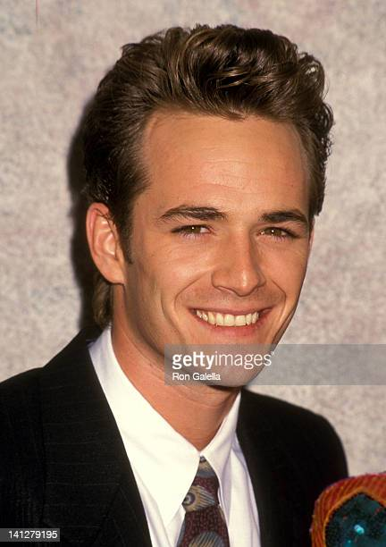 Luke Perry at the Walt Disney Company's 3rd Annual American Teach Awards Pantages Theatre Hollywood