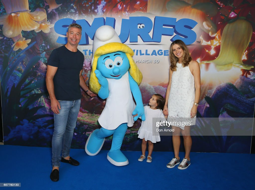 SMURFS: The Lost Village Sydney Premiere - Arrivals