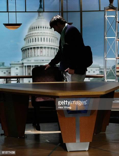 luke russert meet the press chair