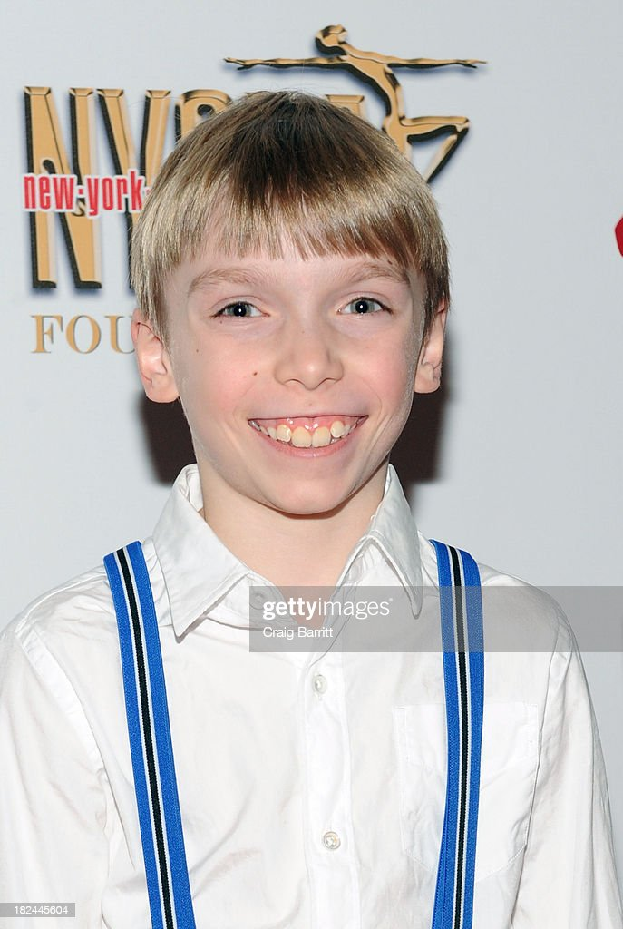 Luke Spring attends the 2013 NYC Dance Alliance Foundation Gala at the NYU Skirball Center on September 29, 2013 in New York City.