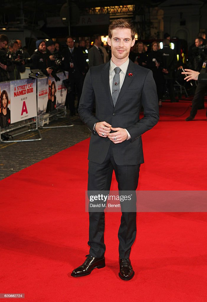 """The Duchess Of Cambridge Attends UK Premiere Of """"A Street Cat Named Bob"""" In Aid Of Action On Addiction - VIP Arrivals"""