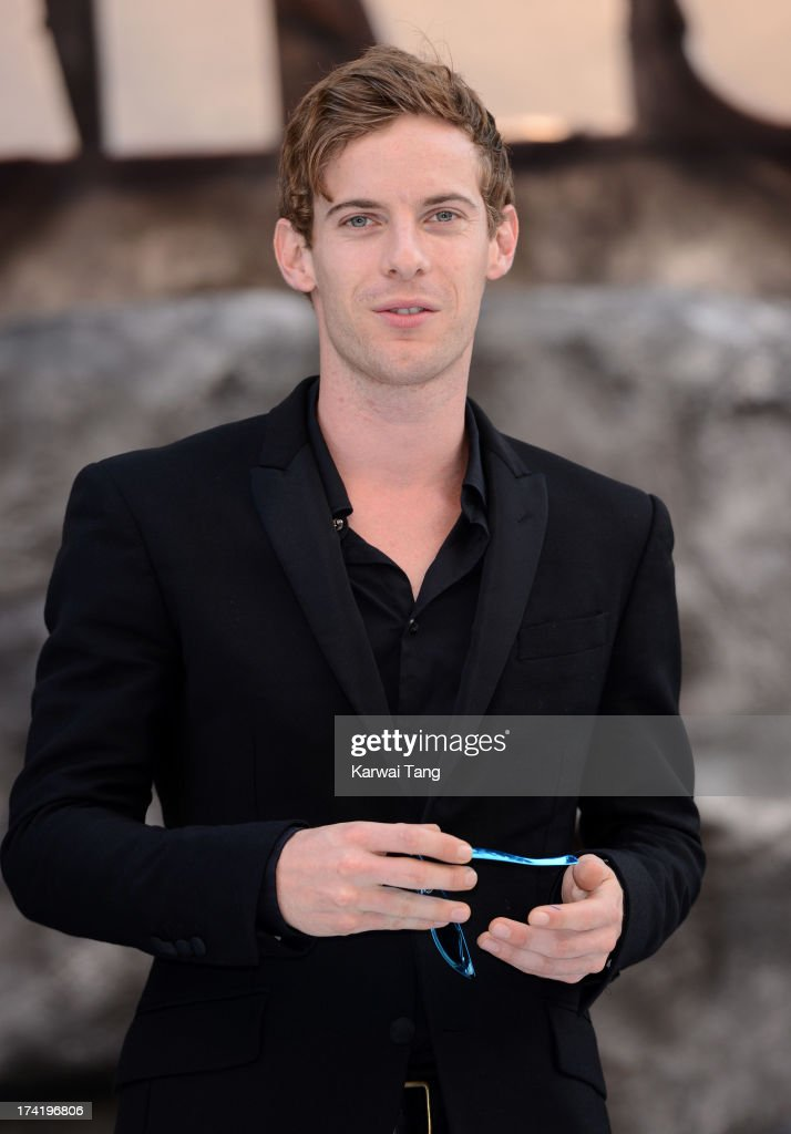 Luke Treadaway attends the UK Premiere of 'The Lone Ranger' at Odeon Leicester Square on July 21, 2013 in London, England.