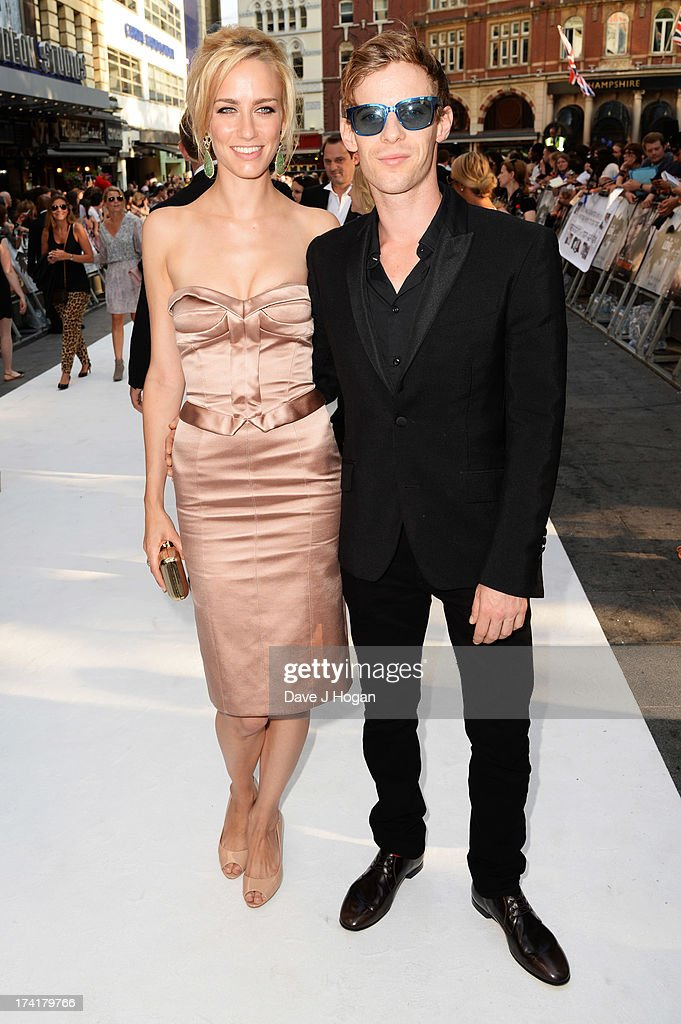 <a gi-track='captionPersonalityLinkClicked' href=/galleries/search?phrase=Luke+Treadaway&family=editorial&specificpeople=737104 ng-click='$event.stopPropagation()'>Luke Treadaway</a> attends the UK premiere of 'The Lone Ranger' at The Odeon Leicester Square on July 21, 2013 in London, England.