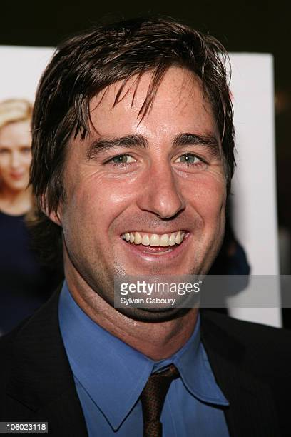 Luke Wilson during Twentieth Century Fox Premiere of 'My Super ExGirlfriend' Arrivals at Clearview Chelsea 23rd Street in New York New York United...
