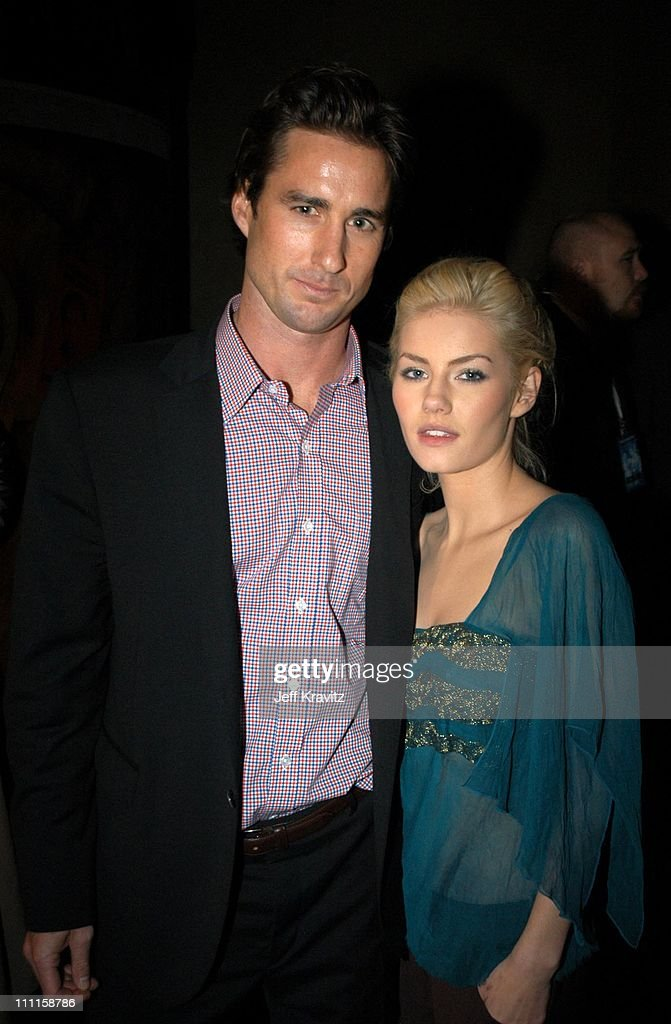 Luke Wilson & Elisha Cuthbert during Old School After Party at Highlands Night Club in Hollywood, CA, United States.