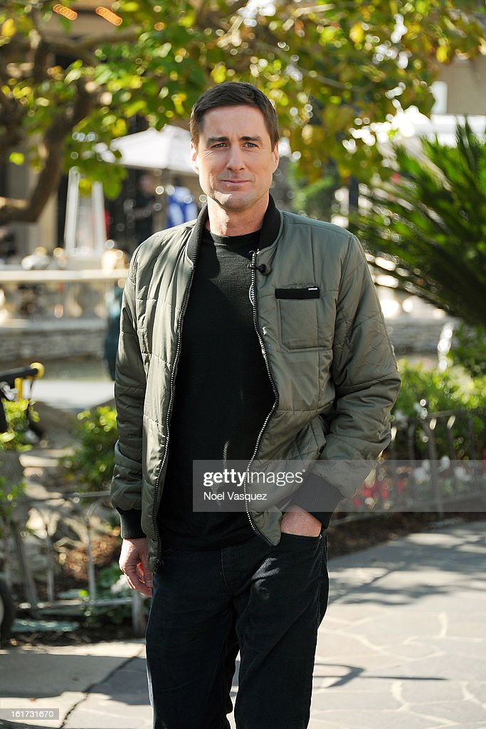 <a gi-track='captionPersonalityLinkClicked' href=/galleries/search?phrase=Luke+Wilson+-+Actor&family=editorial&specificpeople=210582 ng-click='$event.stopPropagation()'>Luke Wilson</a> is sighted at The Grove on February 14, 2013 in Los Angeles, California.