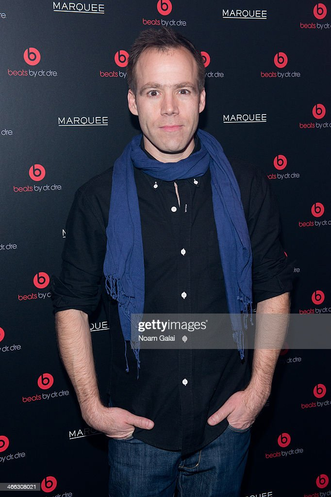 Luke Wood, President and COO of Beats Electronics attends Beats By Dr. Dre special event At Marquee New York on January 31, 2014 in New York City.