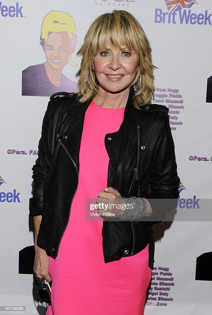 Lulu attends Filmmaker And Genlux Magazine Fashion Editor Amanda Eliasch Hosts BritWeek 2013 Cocktail Party on April 27, 2013 in West Hollywood, California.