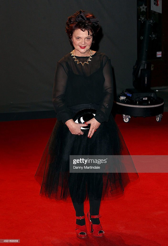 Lulu Guiness attends the British Fashion Awards 2013 at London Coliseum on December 2, 2013 in London, England.