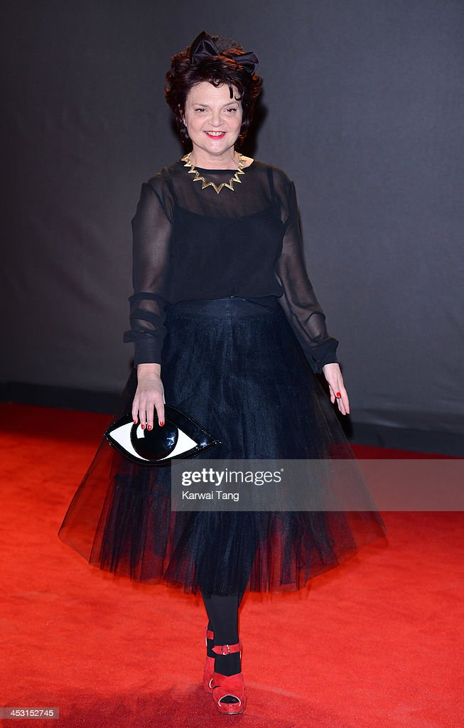 Lulu Guinness attends the British Fashion Awards 2013 held at the London Coliseum on December 2, 2013 in London, England.