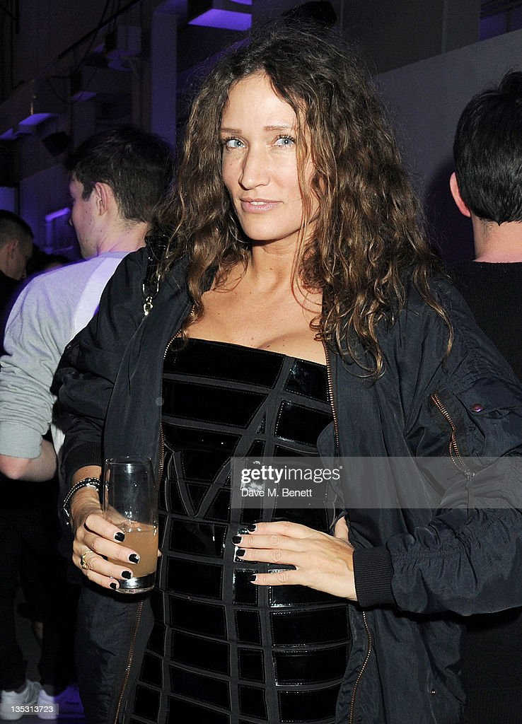 Lulu Kennedy attends the launch of the Gareth Pugh For MAC Collection at Ambika P3 on December 8 2011 in London England