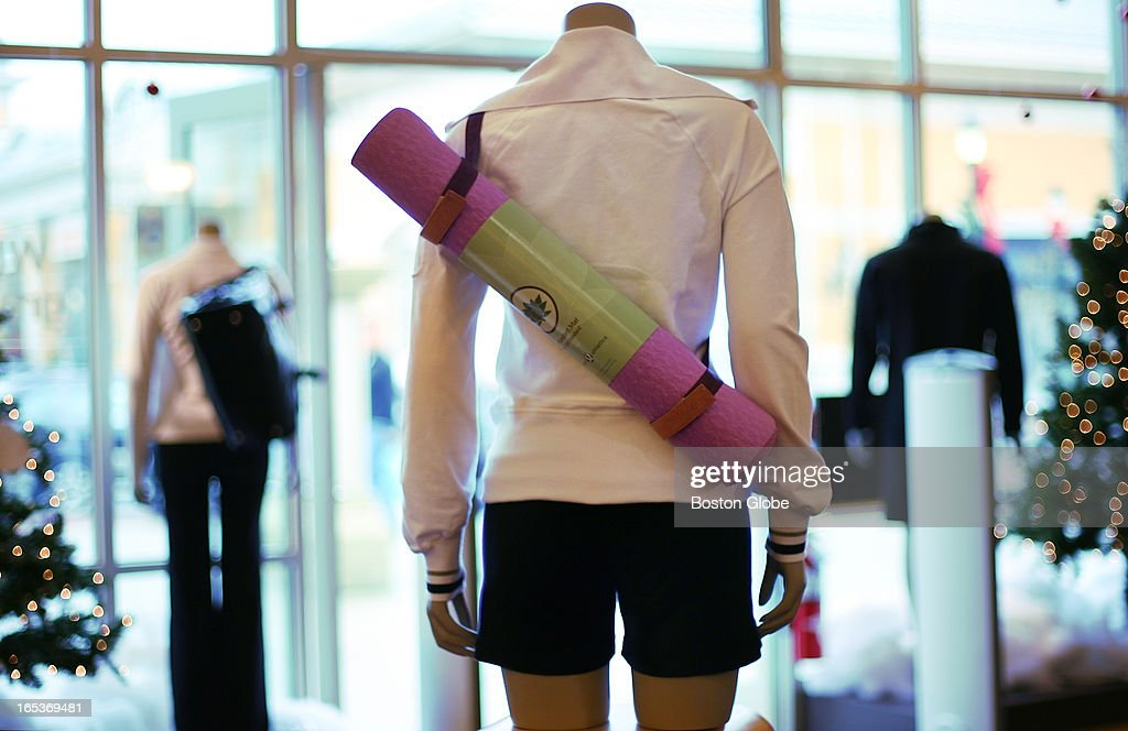 Lululemon Athletica 'There's one big problem with products from Lululemon the Vancouverbased yoga and athletic apparel company that recently opened a...