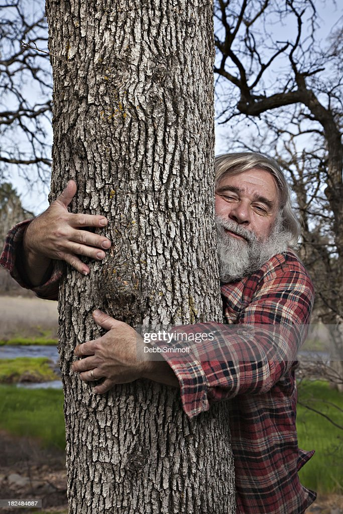 Lumberjack Tree Hugger