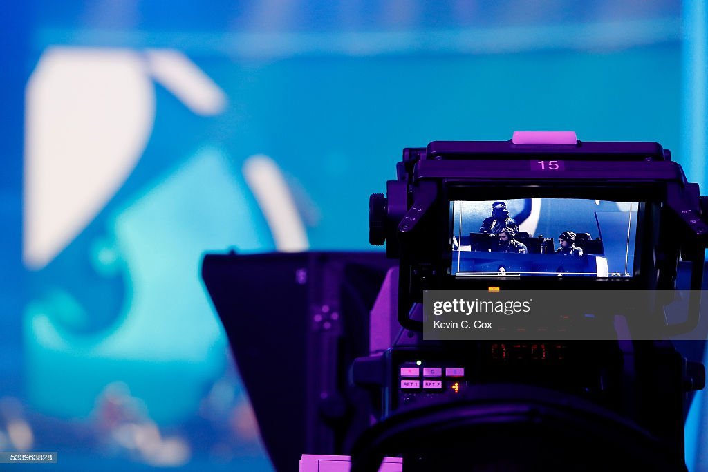 Luminosity competes against the Renegades in the state-of-the-art arena during Day One of ELEAGUE Group Stage A at Turner Studios on May 24, 2016 in Atlanta, Georgia.