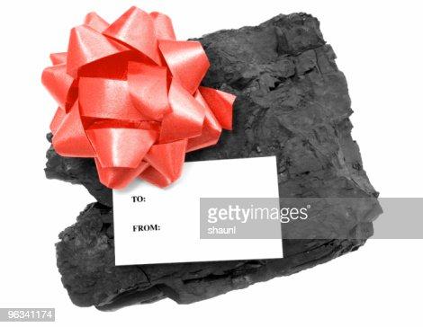 Lump of Coal : Stock Photo
