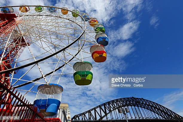 Luna Park Sydney is an amusement park located in Sydney New South Wales Australia Luna Park is located at Milsons Point on the northern shore of...