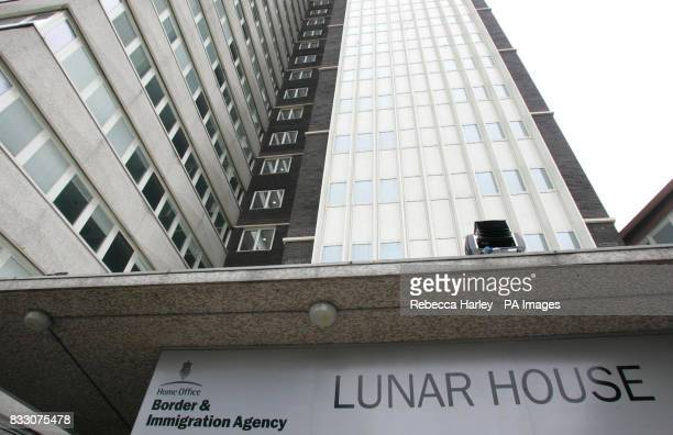 Lunar House the Home Office Border and Immigration Agency West Croydon London