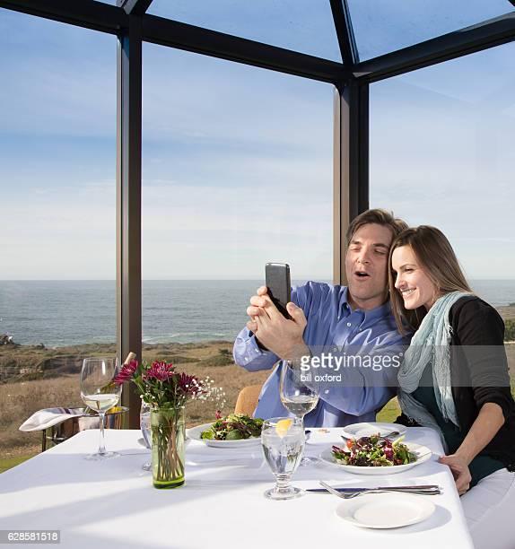 Lunch Selfie