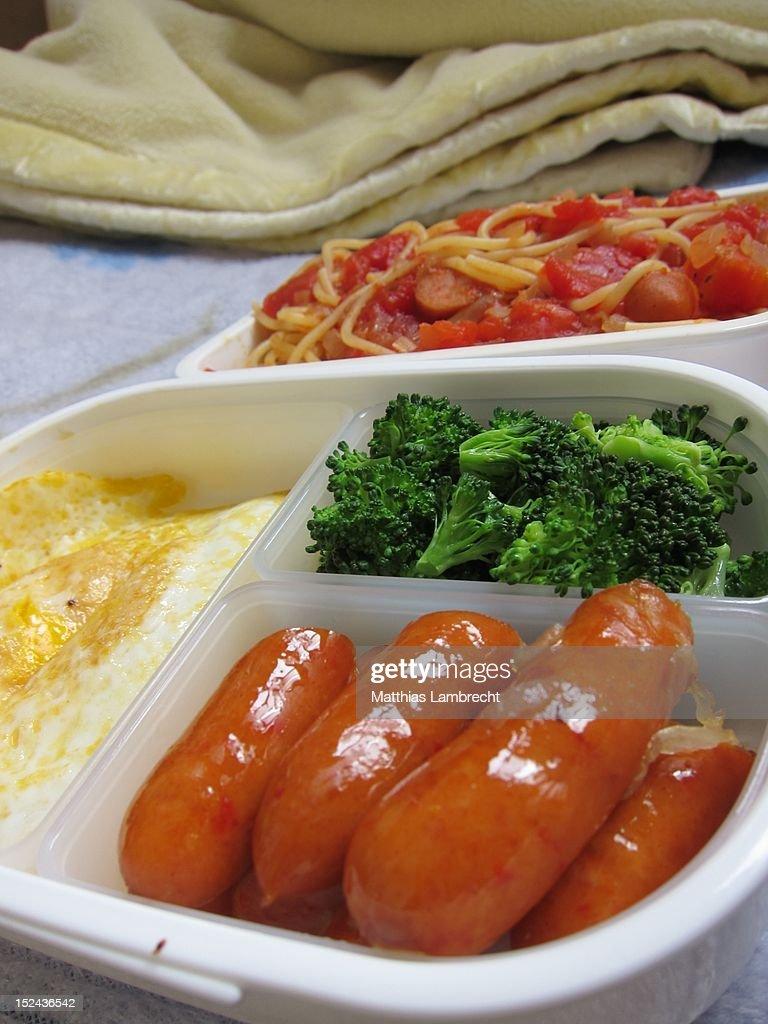 Lunchbox(bento) : Stock Photo