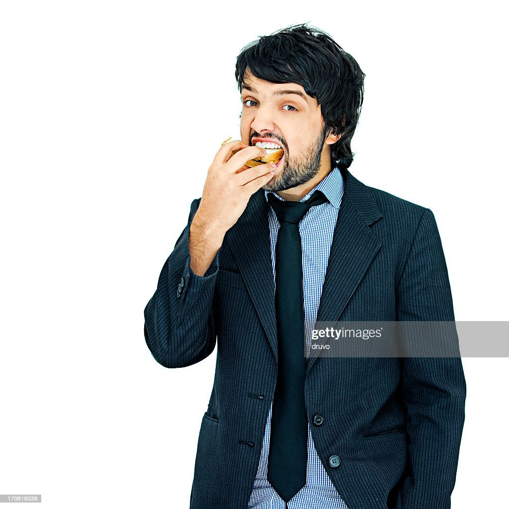 Lunchtime : Stock Photo
