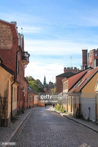 Lund street scene