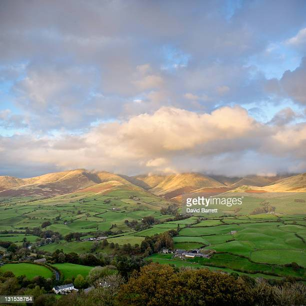Lune Valley and Howgill Fells