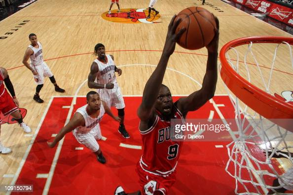 Charlotte Bobcats V Chicago Bulls Photos And Images