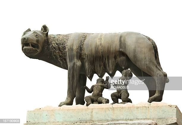 Lupa Capitolina - symbol of Rome city