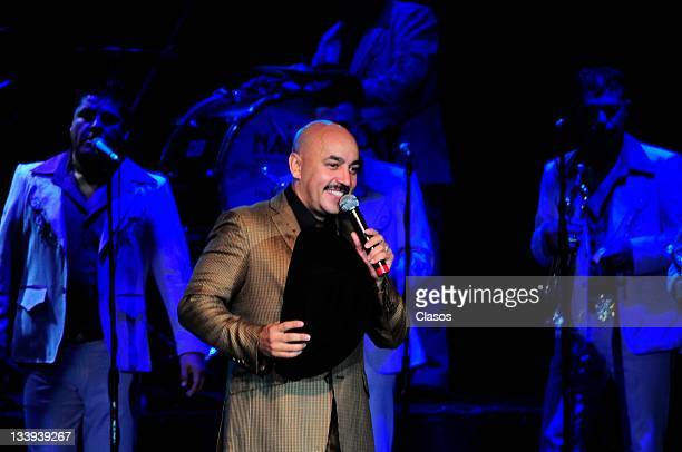 Lupillo Rivera concert at the Teatro Blanquita on november 11 2011 in Mexico City Mexico