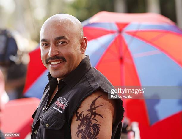 Lupillo Rivera during 2006 Billboard Latin Music Conference and Awards Arrivals at Seminole Hard Rock Hotel and Casino in Hollywood Florida United...