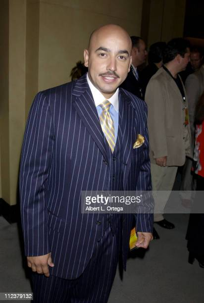 Lupillo Rivera during 3rd Annual Latin GRAMMY Awards LARAS Person Of The Year Vicente Fernandez Arrivals at Kodak Theater in Hollywood California...