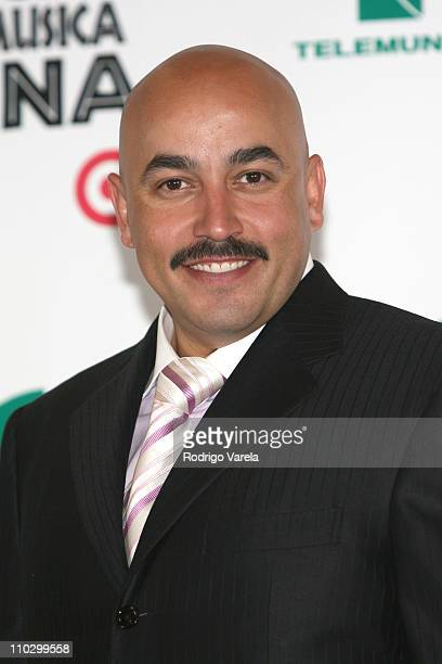 Lupillo Rivera during Billboard Latin Music Conference and Awards 2007 Press Room at Bank United Center in Coral Gables Florida United States