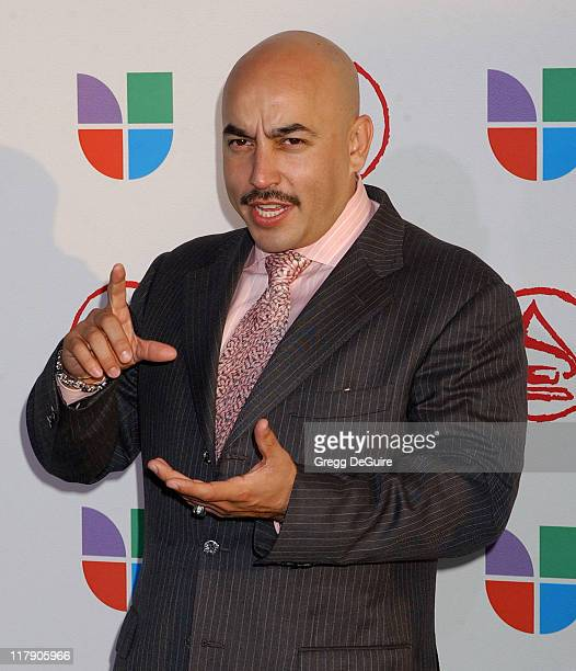 Lupillo Rivera during The 6th Annual Latin GRAMMY Awards Arrivals at Shrine Auditorium in Los Angeles CA United States