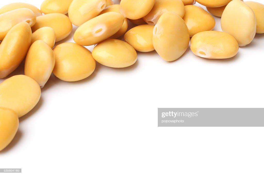 Lupini beans : Stock Photo