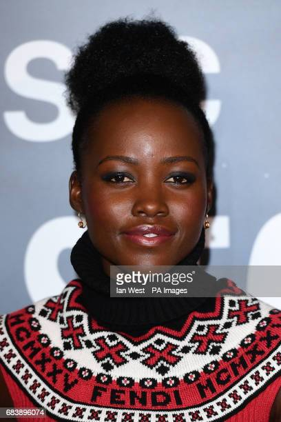 Lupita Nyong'o attending the Can't Stop Won't Stop A Bad Boy Story screening at the Curzon Mayfair Curzon Street London PRESS ASSOCIATION Photo...