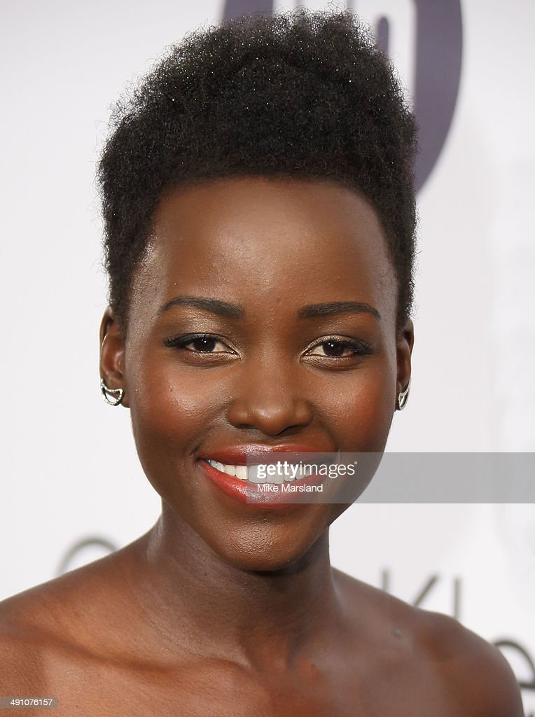 <a gi-track='captionPersonalityLinkClicked' href=/galleries/search?phrase=Lupita+Nyong%27o&family=editorial&specificpeople=10961876 ng-click='$event.stopPropagation()'>Lupita Nyong'o</a> attends the Calvin Klein Party at the 67th Annual Cannes Film Festival on May 15, 2014 in Cannes, France.