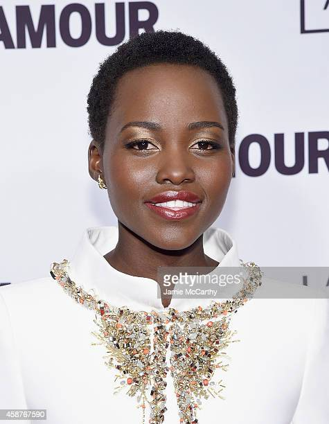 Lupita Nyong'o attends the Glamour 2014 Women Of The Year Awards at Carnegie Hall on November 10 2014 in New York City