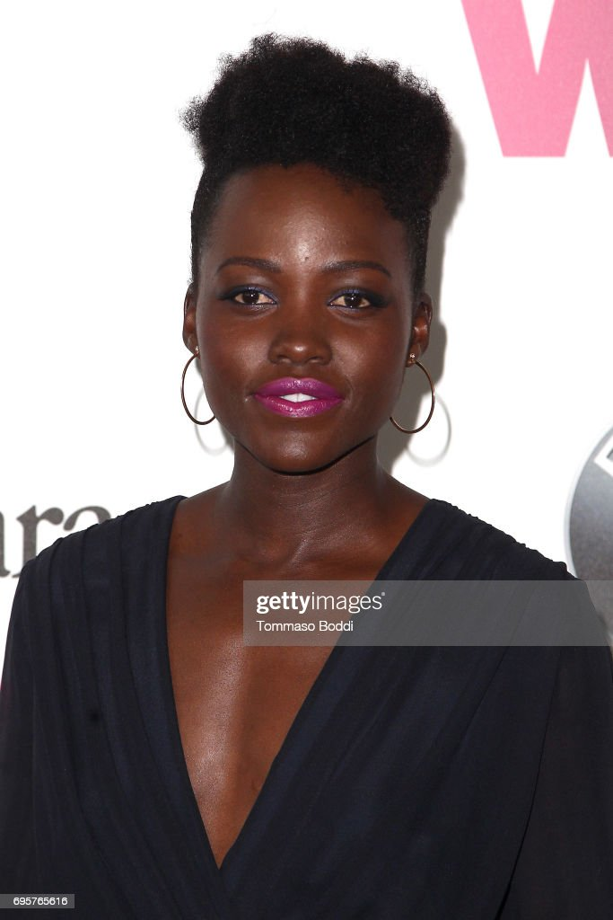 Lupita Nyong'o attends the Women In Film 2017 Crystal + Lucy Awards Presented By Max Mara And BMW at The Beverly Hilton Hotel on June 13, 2017 in Beverly Hills, California.