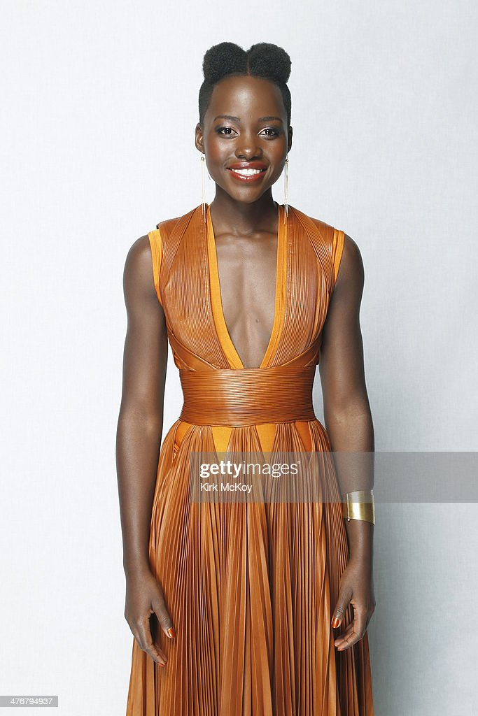 <a gi-track='captionPersonalityLinkClicked' href=/galleries/search?phrase=Lupita+Nyong%27o&family=editorial&specificpeople=10961876 ng-click='$event.stopPropagation()'>Lupita Nyong'o</a> is photographed for Los Angeles Times on February 24, 2014 in Los Angeles, California. PUBLISHED IMAGE.