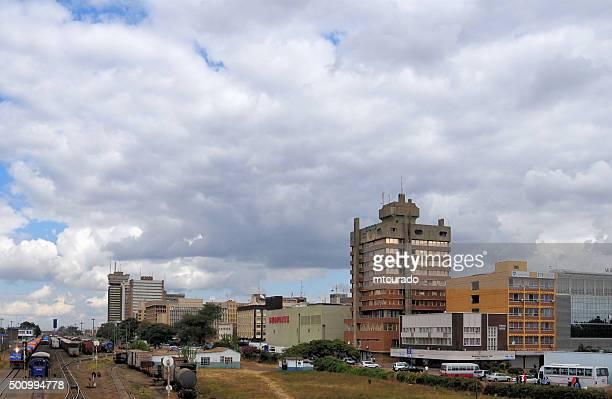 Lusaka, Zambia: skyline