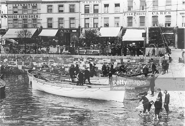 Lusitania Lifeboats War at Sea