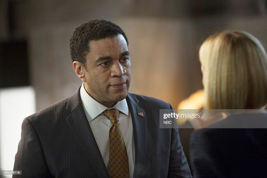THE BLACKLIST 'Luther Braxton Conclusion' Episode 210 Pictured Harry Lennix as Harold Cooper
