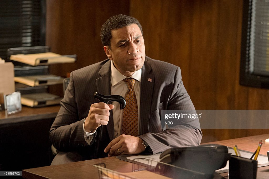 THE BLACKLIST 'Luther Braxton' Episode 209 Pictured Harry Lennix as Harold Cooper