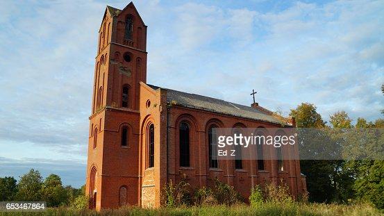 Lutheran Church (1877) : Foto stock