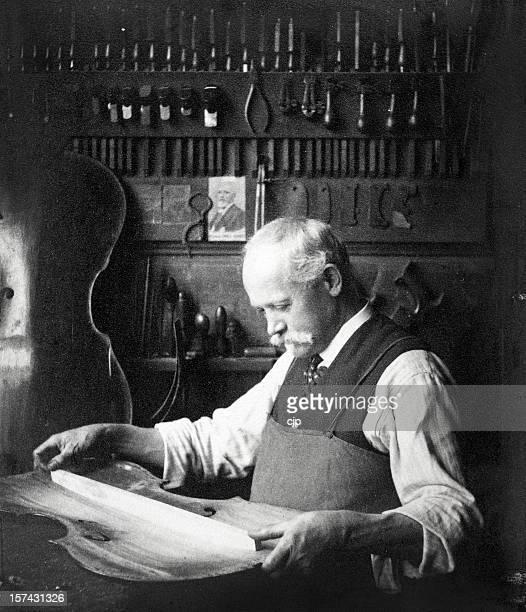 Luthier Handwerker, Cello