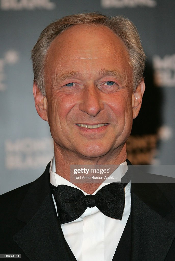 Lutz Bethge CEO of MontBlanc International attends the Montblanc VIP Charity Gala held at the Monte Carlo Sporting Club on November 14 2007 in Monte...