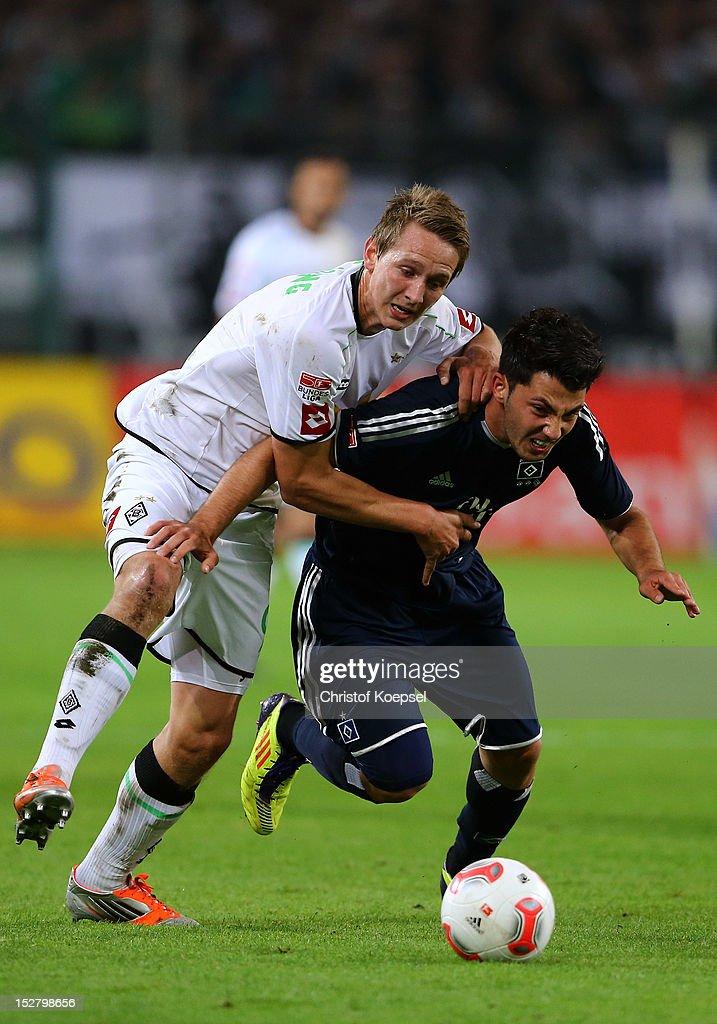 VfL Borussia Moenchengladbach v Hamburger SV - Bundesliga